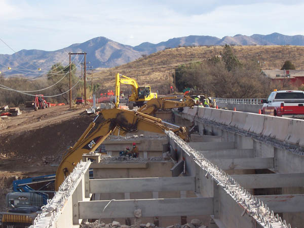 Nogales-Tombstone Highway - Heavy Highway - Transportation | Ashton