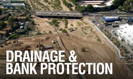 Drainage/Bank Protection