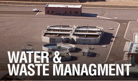 Water/Waste Managememnt